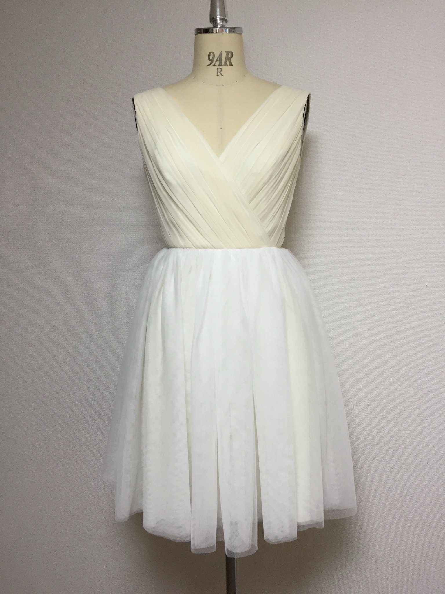 e54a1a8047d9 Ny vit klänning från Zetterberg bal/tyll/midsom.. (354187347) ᐈ Köp ...
