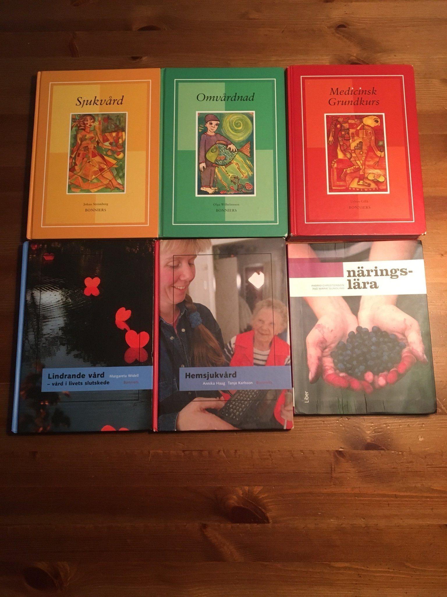 böcker om näringslära