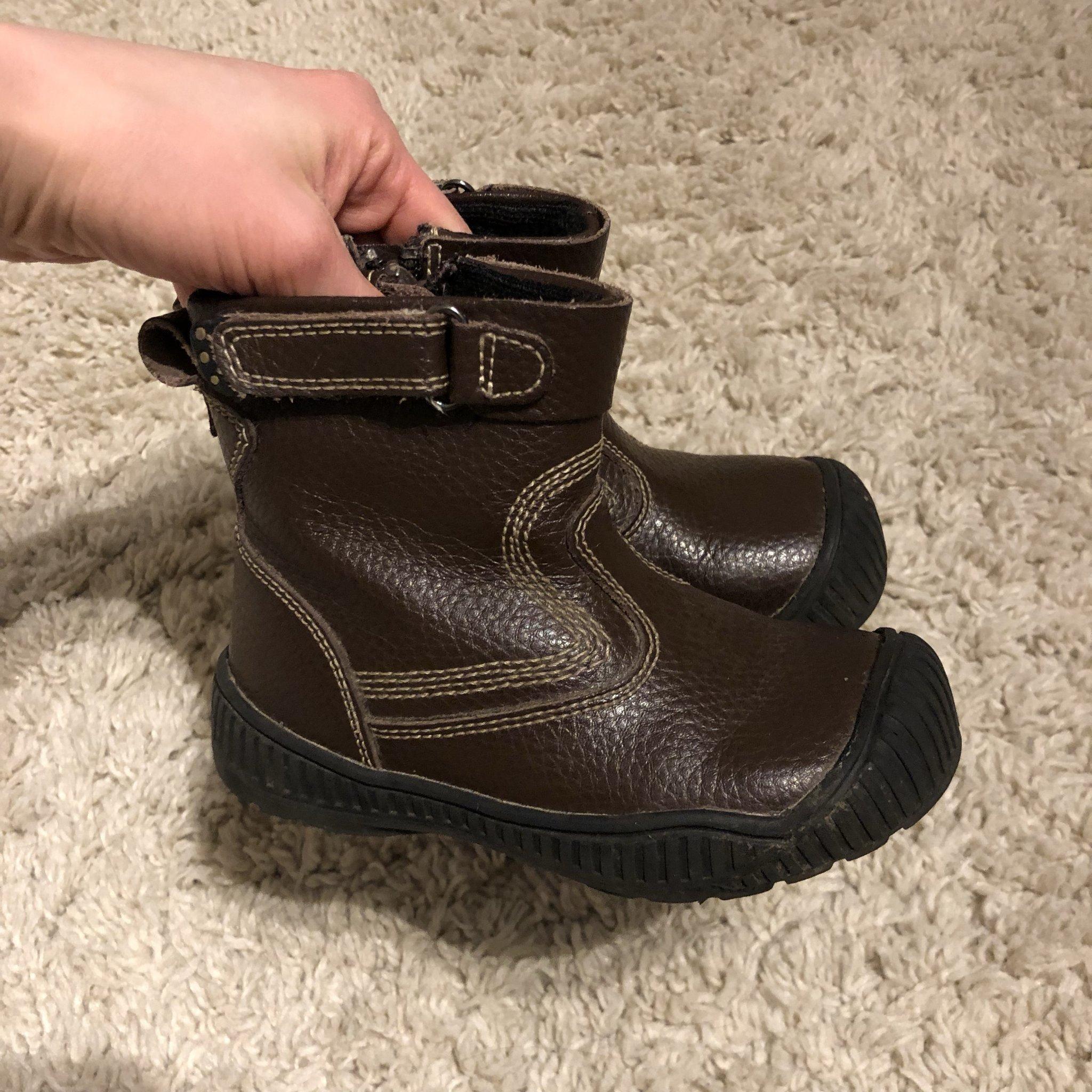 Vincent skor, storlek 26 äkta läder (352203278) ᐈ Köp på