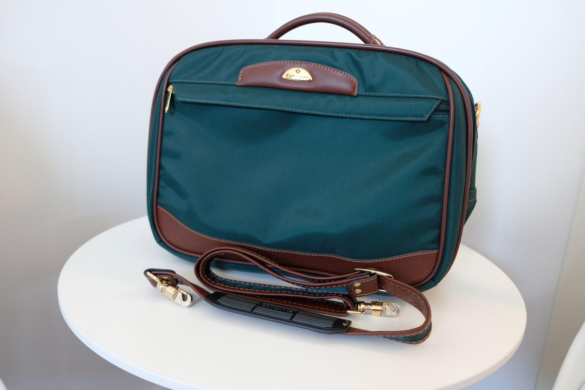 Mycket snygg väska från Samsonite (366707126) ᐈ Köp på Tradera