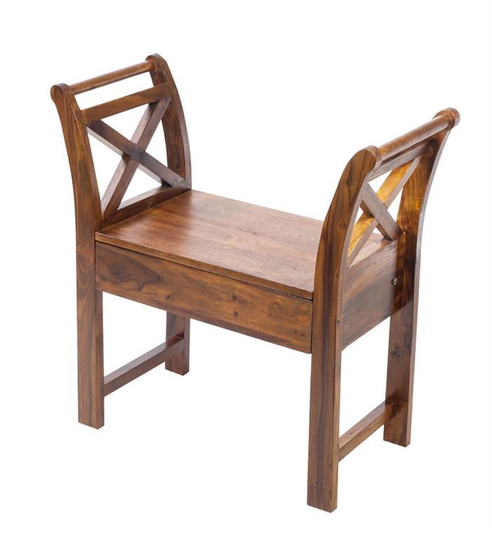 Indisk bänk med förvaring på Tradera com Hallmöbler Möbler Hem
