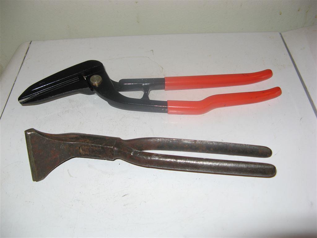 Inredning maskiner och verktyg : Pl̴tslageri verktyg РBatteridrivna verktyg