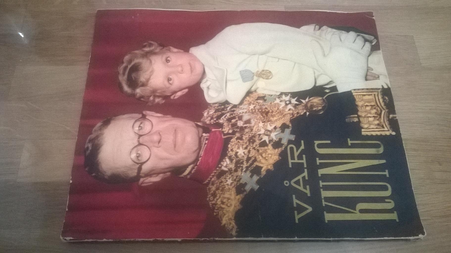 715a183e0d37 Vår kung. 1952. Sju decennier i Gustaf VI Adolf.. (265899707) ᐈ Köp ...