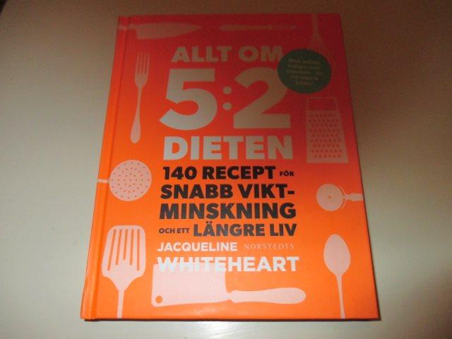 Jacqueline Vitheart - Allt om 5:2 Dieten