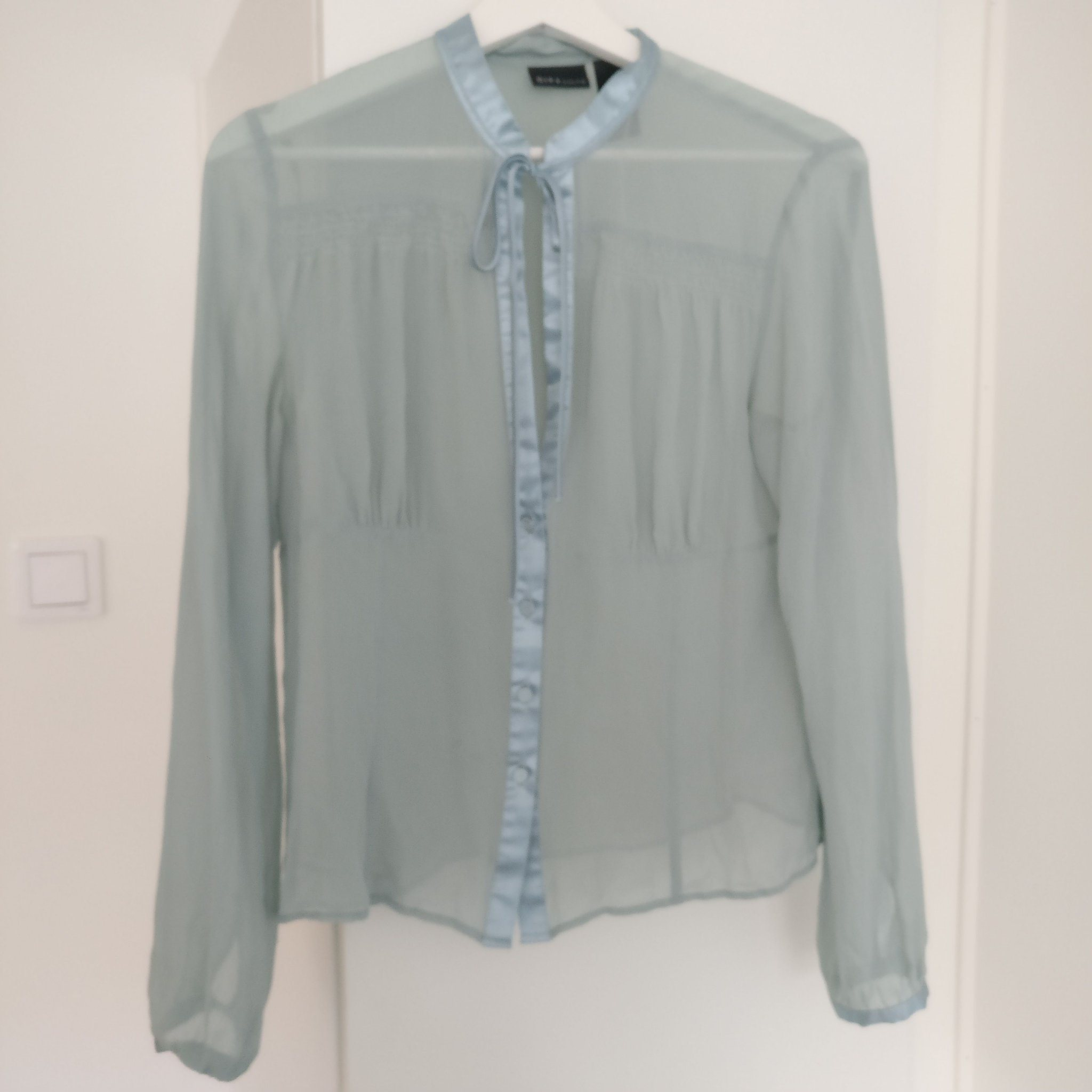 a6cd2a0600ce09 Silk bluse (340558384) ᐈ Köp på Tradera