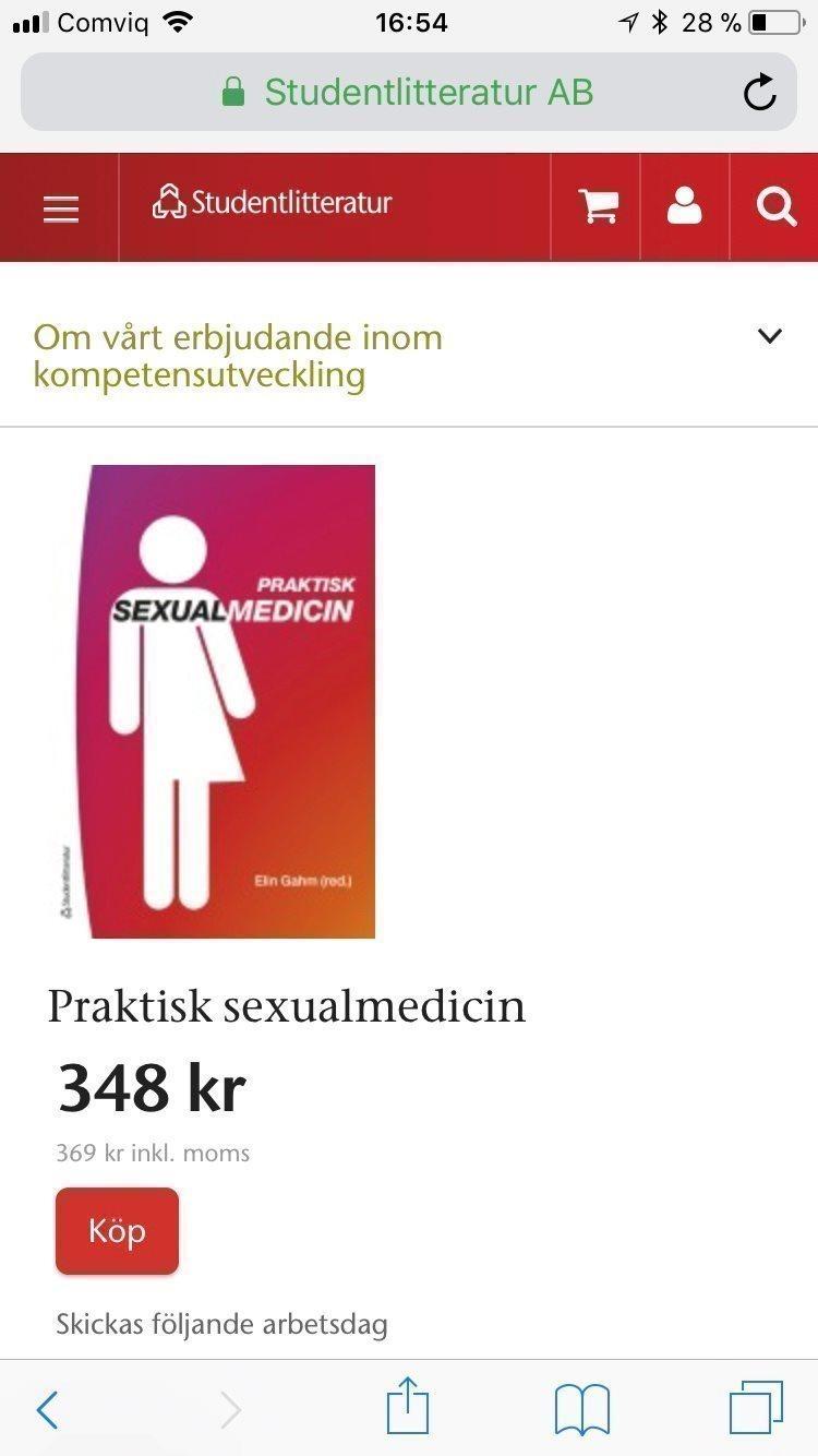 Sexualmedicin
