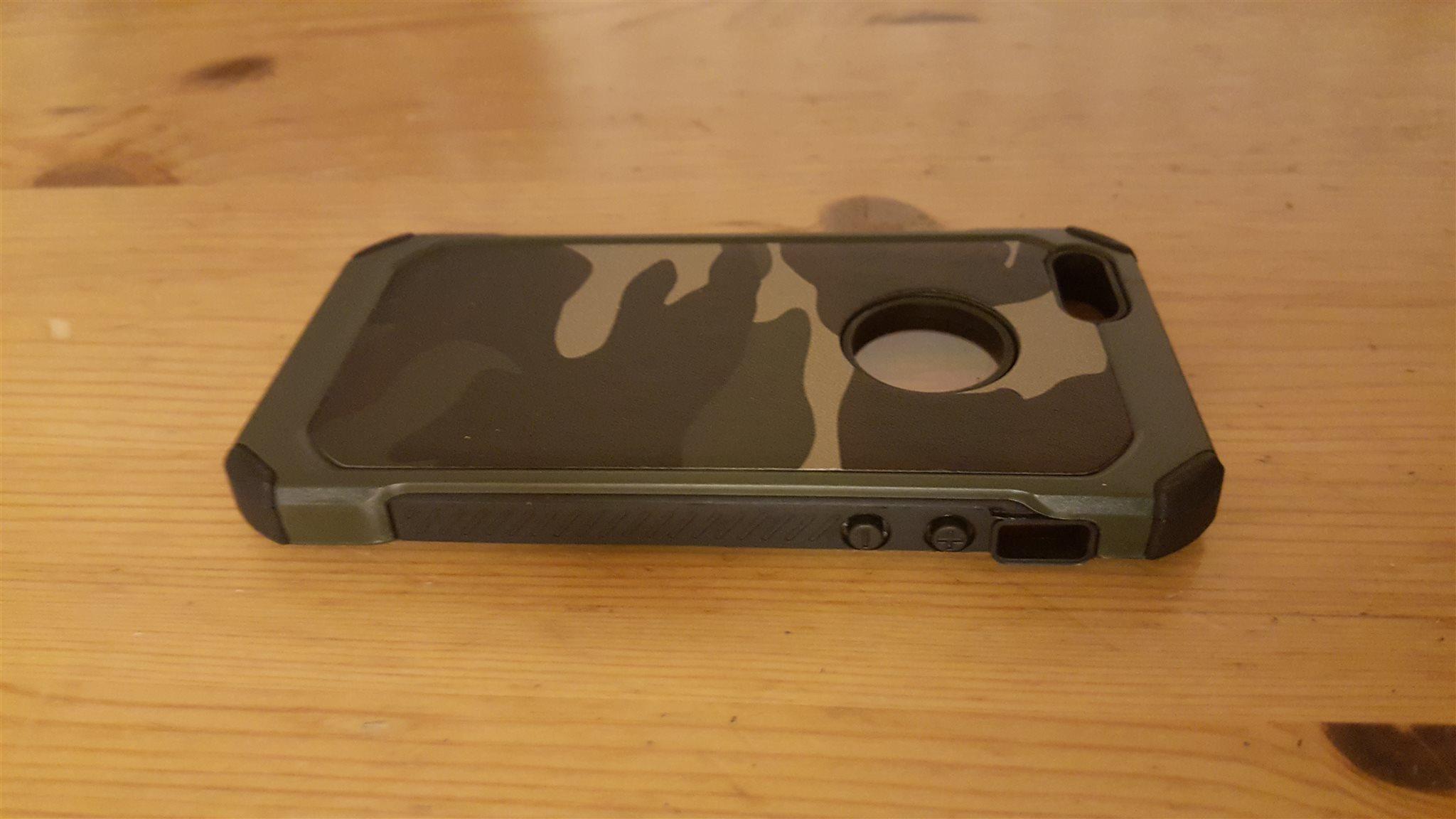 Camouflage Armor TPU + PC Hård skal till iPhon.. (335799113) ᐈ Köp ... 049aac6f88c6c