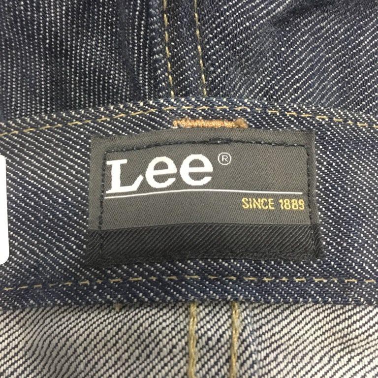 Lee, Jeans, Strl: 33/34, 33/34, 33/34, Flint, Blå ca72ee