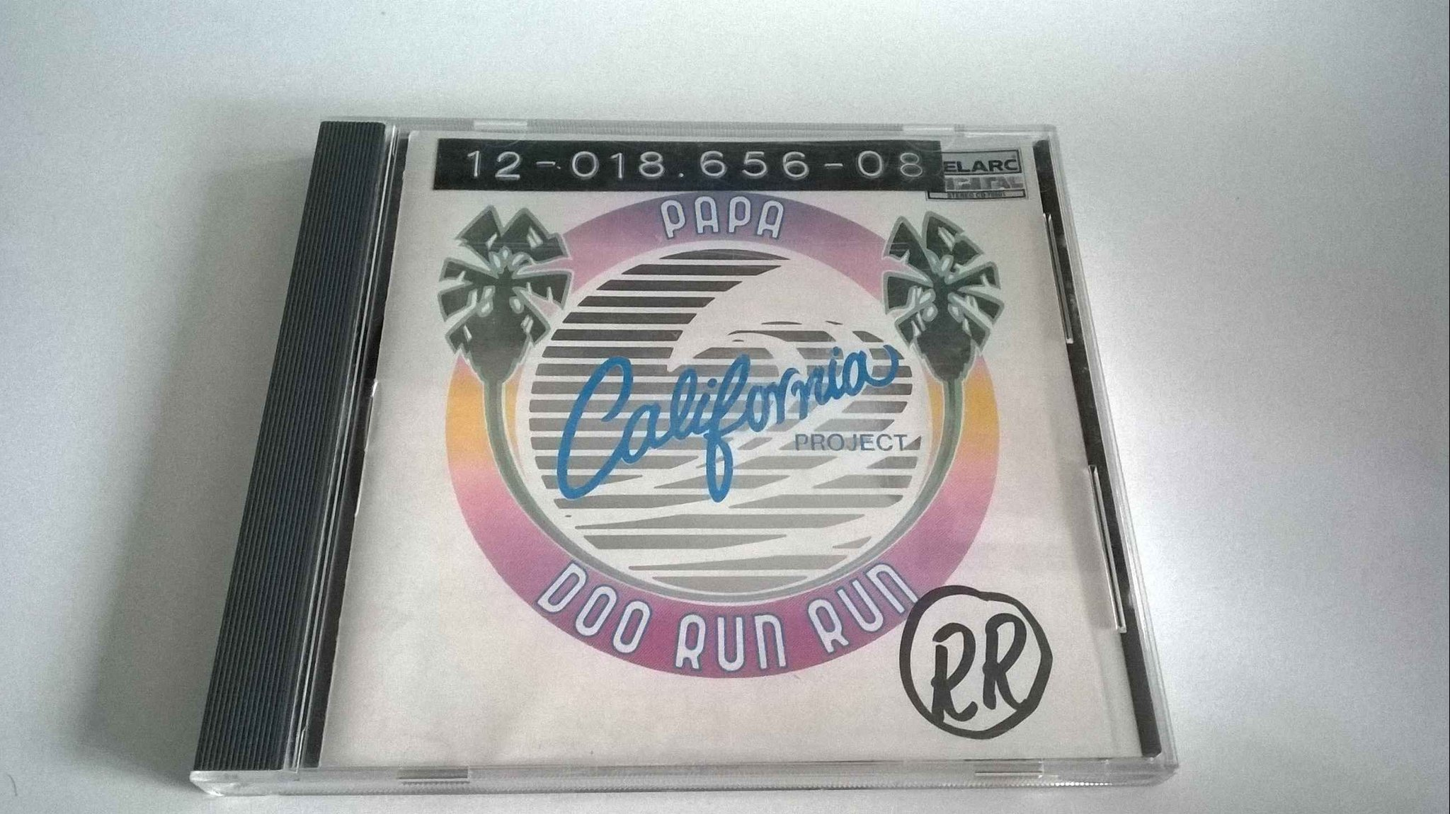Papa Doo Run Run - California Project, CD