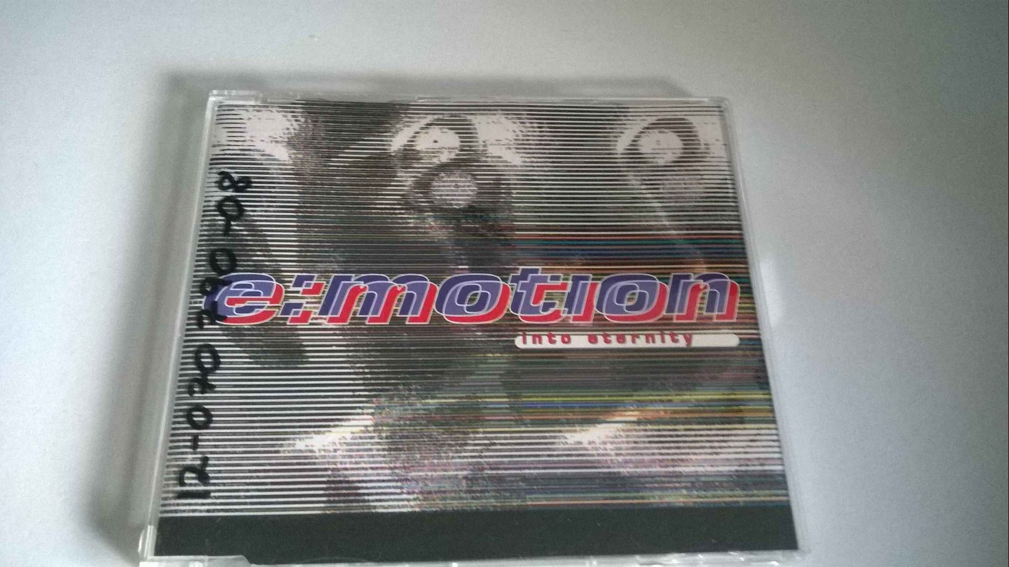 E:Motion - Into Eternity, CD