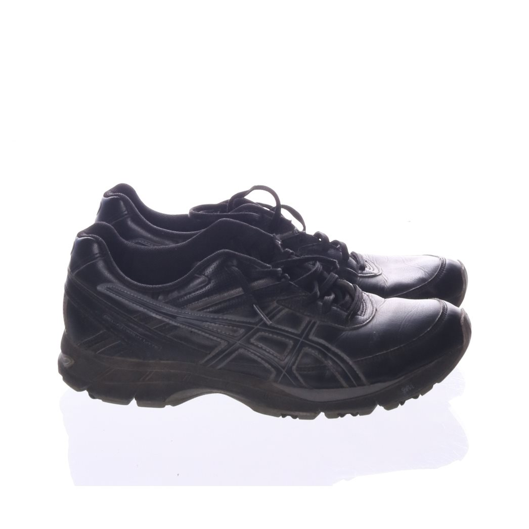 best sneakers a4e82 8b01b Asics, Träningsskor, Strl  43.5, Svart