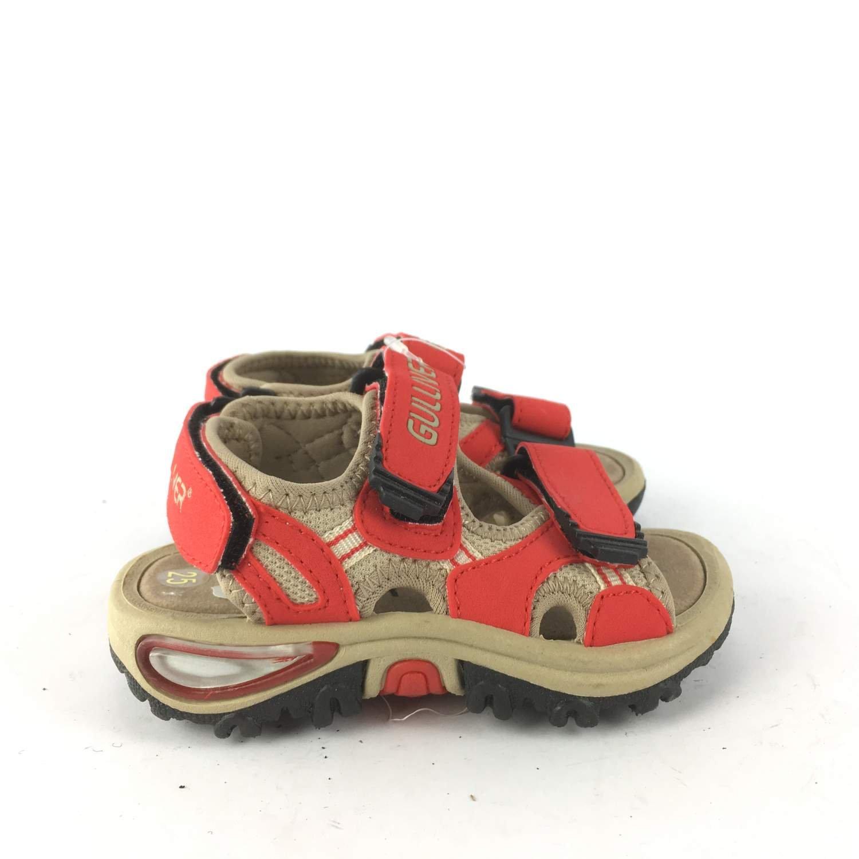 Sandaler, Gulliver, stl 25, Röd