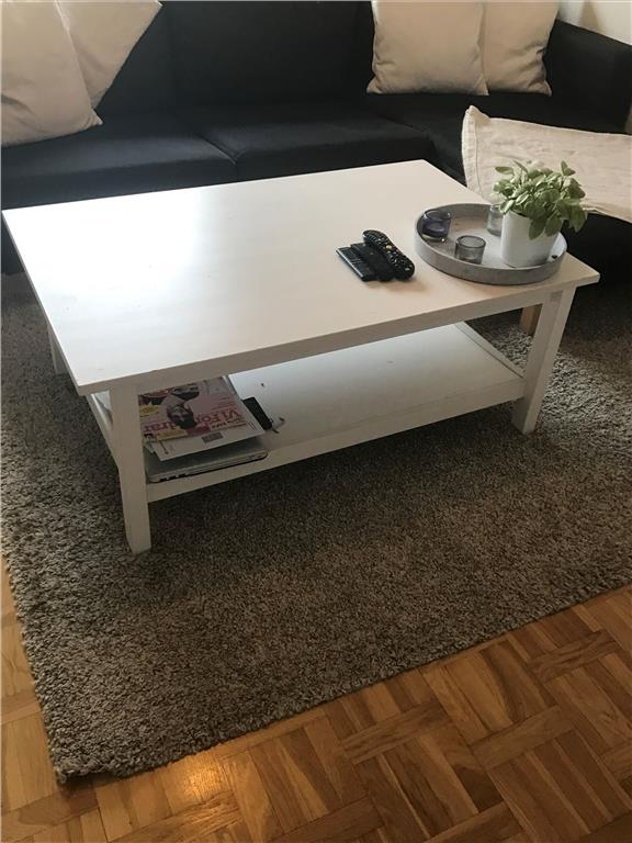 Soffbord soffbord ikea : Ikea Hemnes soffbord på Tradera.com - Vardsagsrumsbord | Vardagsrum |