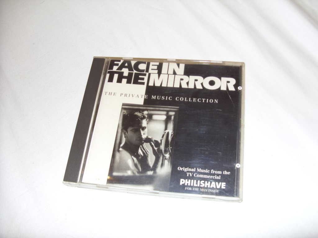 Face in the Mirror TV Commercial Philishave rakapparater promotion Musik CD 1993