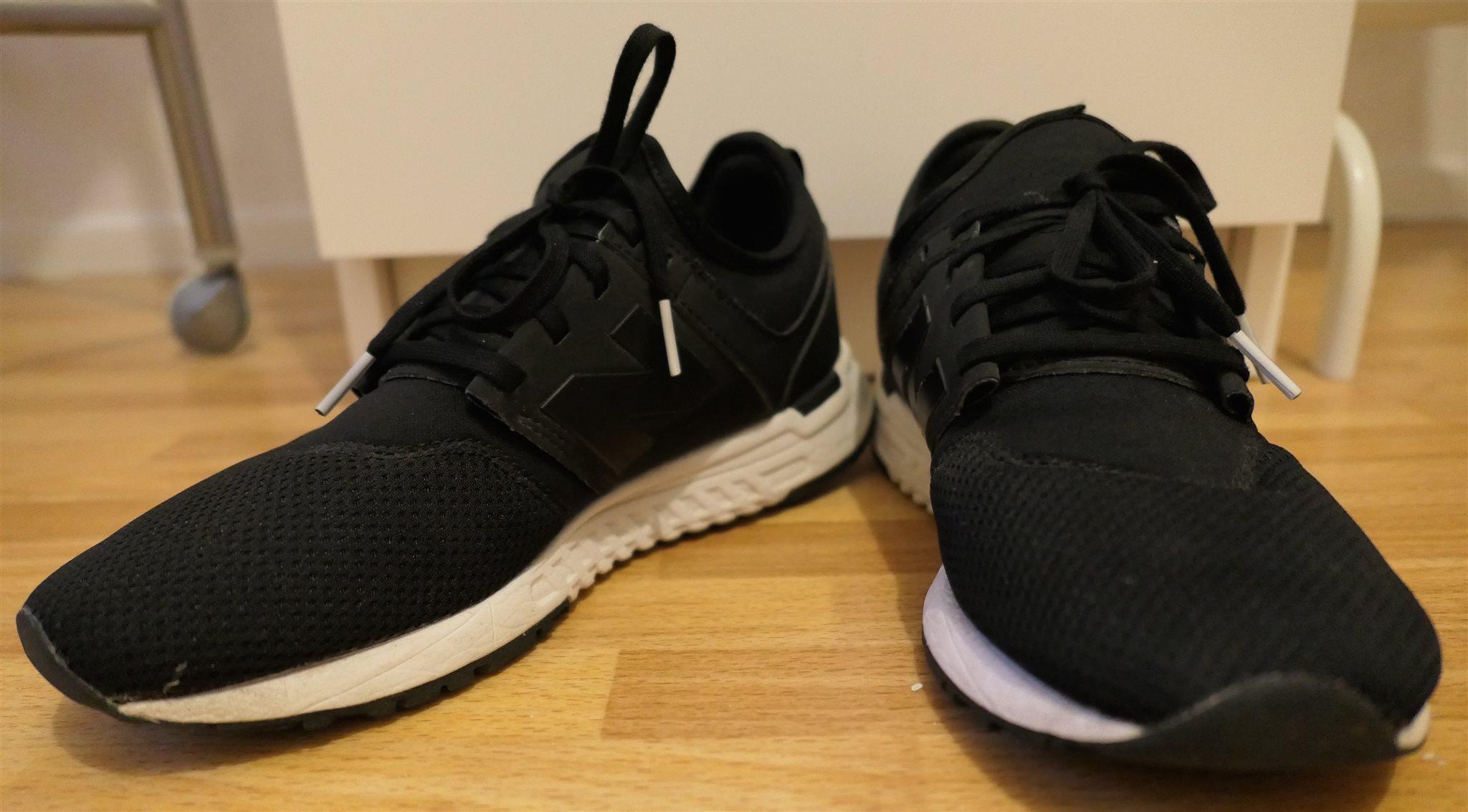 new balance skor storleksguide