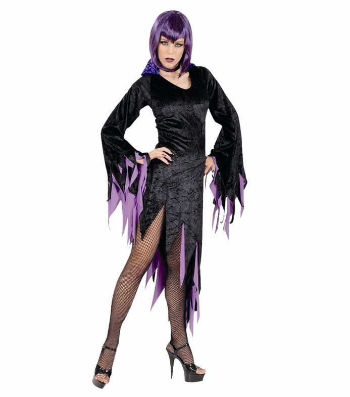 Halloween maskeraddräkt dam vampyr   Small (291988384) ᐈ CreamTees ... 0754481e36d81