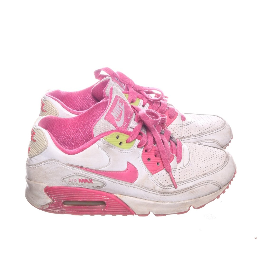 big sale 67d5b 41a66 Nike Air Max, Sneakers, Strl  37,5, Vit Rosa ...