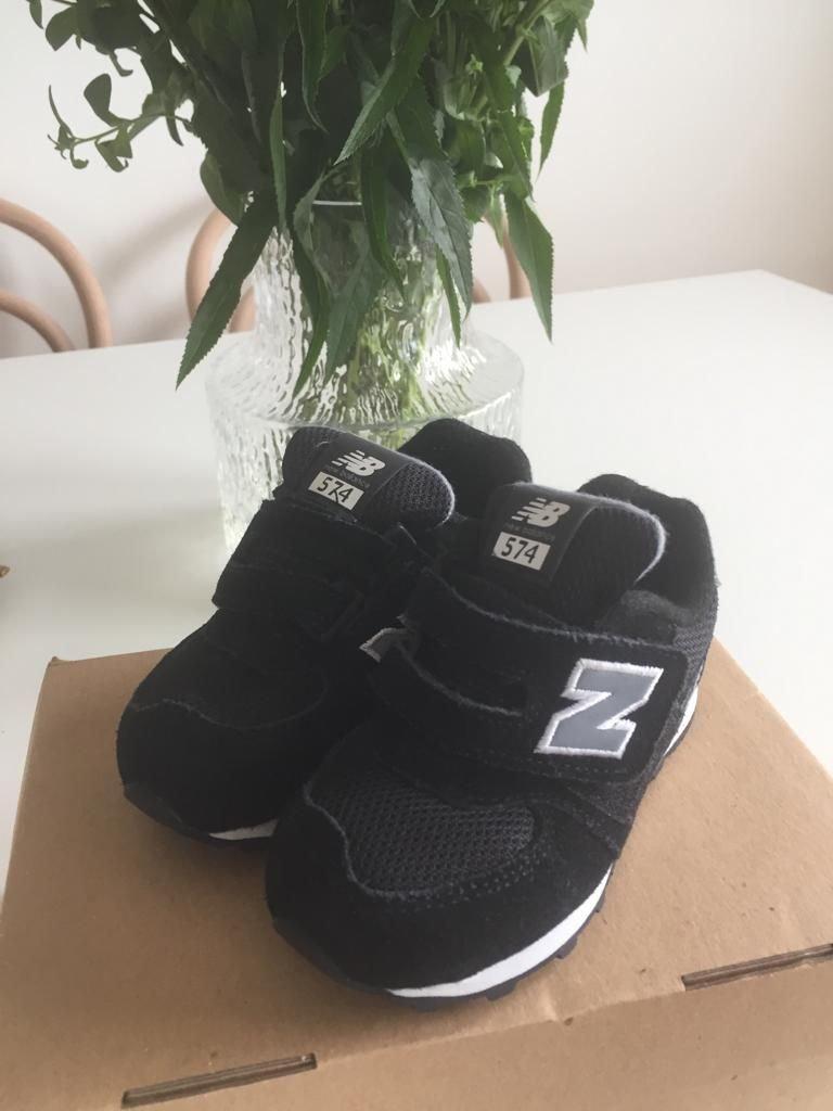 72826401898 New Balance NB 574 skor barn skor storlek 23,5 .. (352804196) ᐈ Köp ...