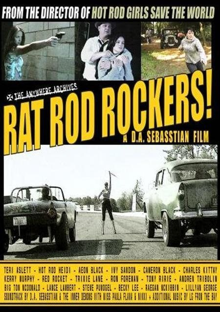 Rat Rod Rockers! [DVD]