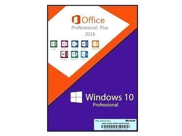 Microsoft office 2016 professional retail (64-bit) | Office 2016