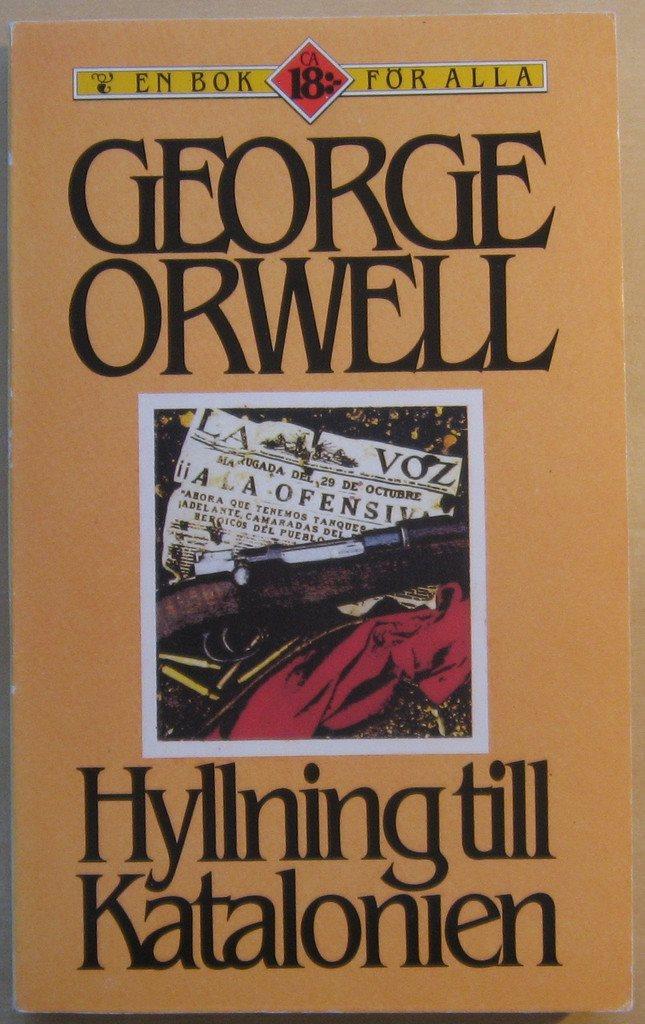 Hyllning till Katalonien - George Orwell