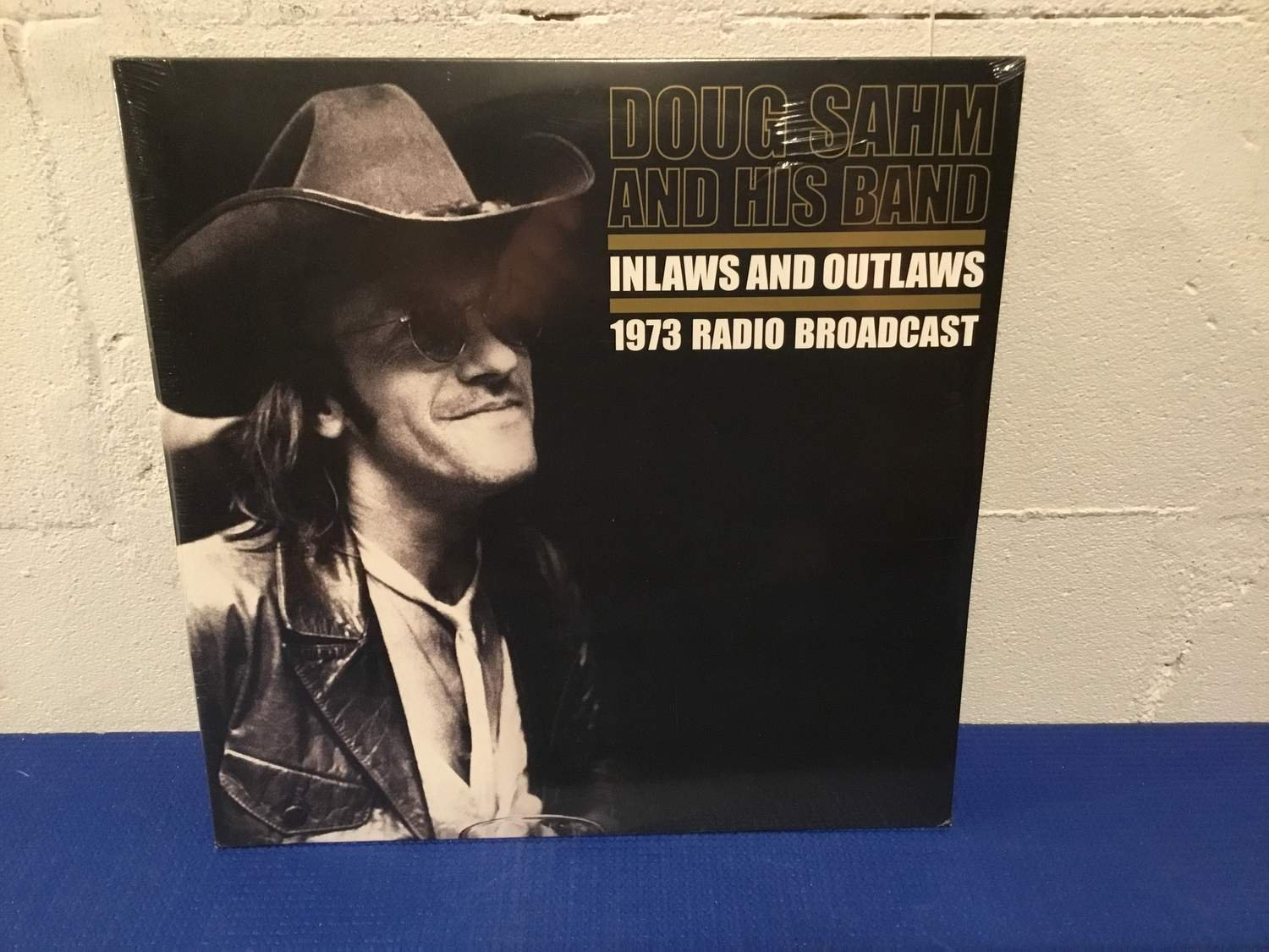Doug Sahm And His Band - Inlaws And Outlaws UK Orig-2013 SEALED TOPPEX !!!!!