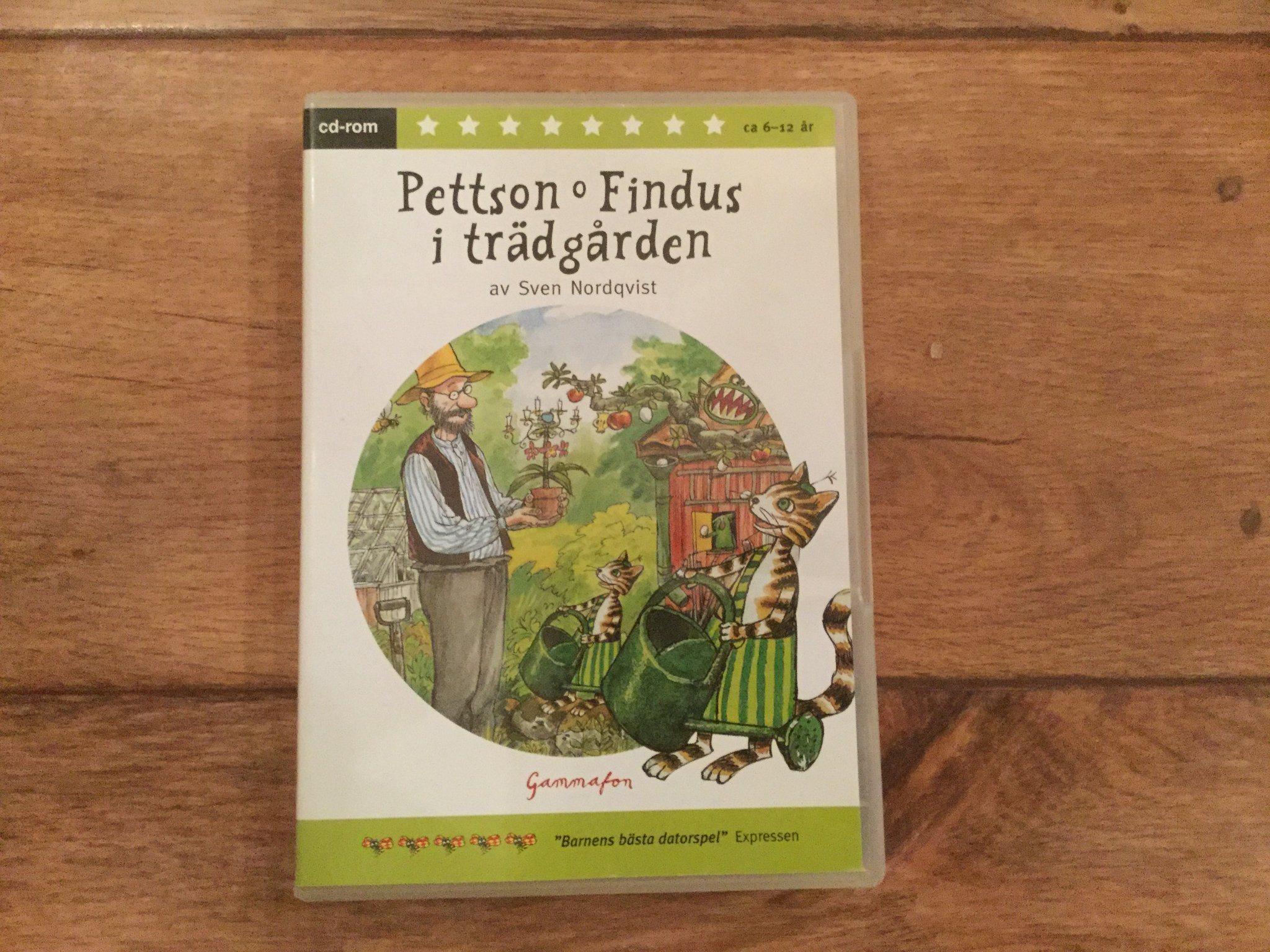 Pettson Spel Dator