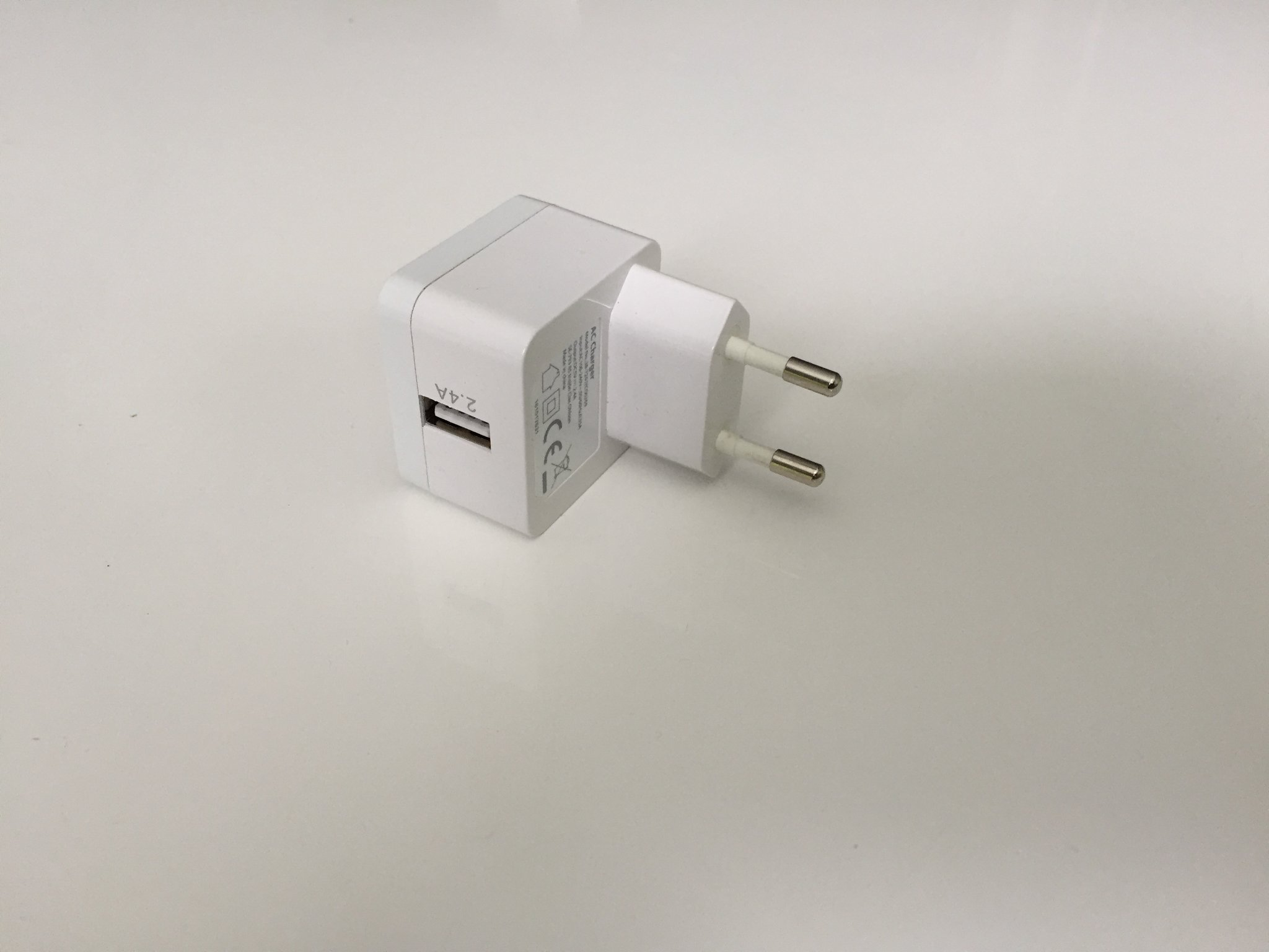 Laddare Lightning för iPodiPhoneiPad, Exibel | Elektroniq