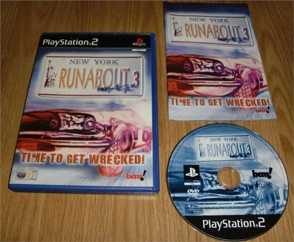 PS2: Runabout 3 Neo Age