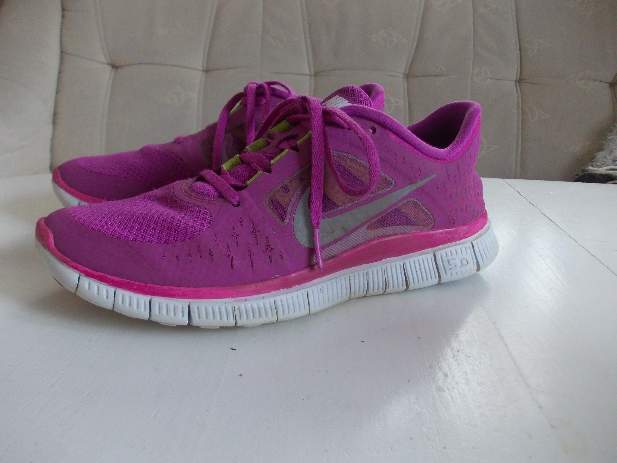 1dae8e7fa57 NIKE FREE Run sport skor sneakers stl 40 ( 25,5 ) (346085243) ᐈ Köp ...