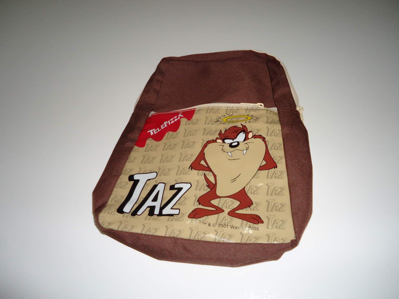 Looney Tunes Taz ryggsäck & backpack väska prom.. (355552395