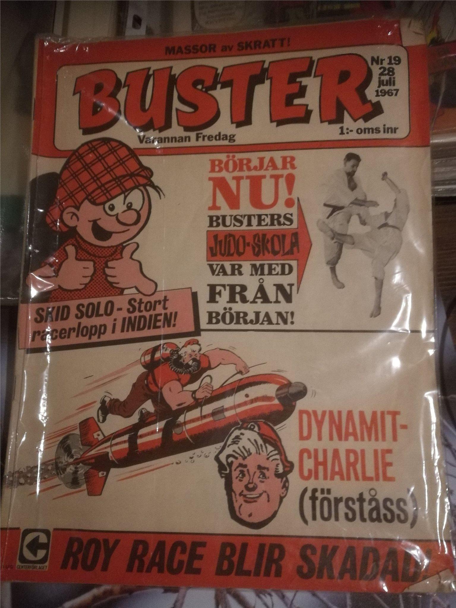 Buster Buster Buster nr 19 1967 0adbf8