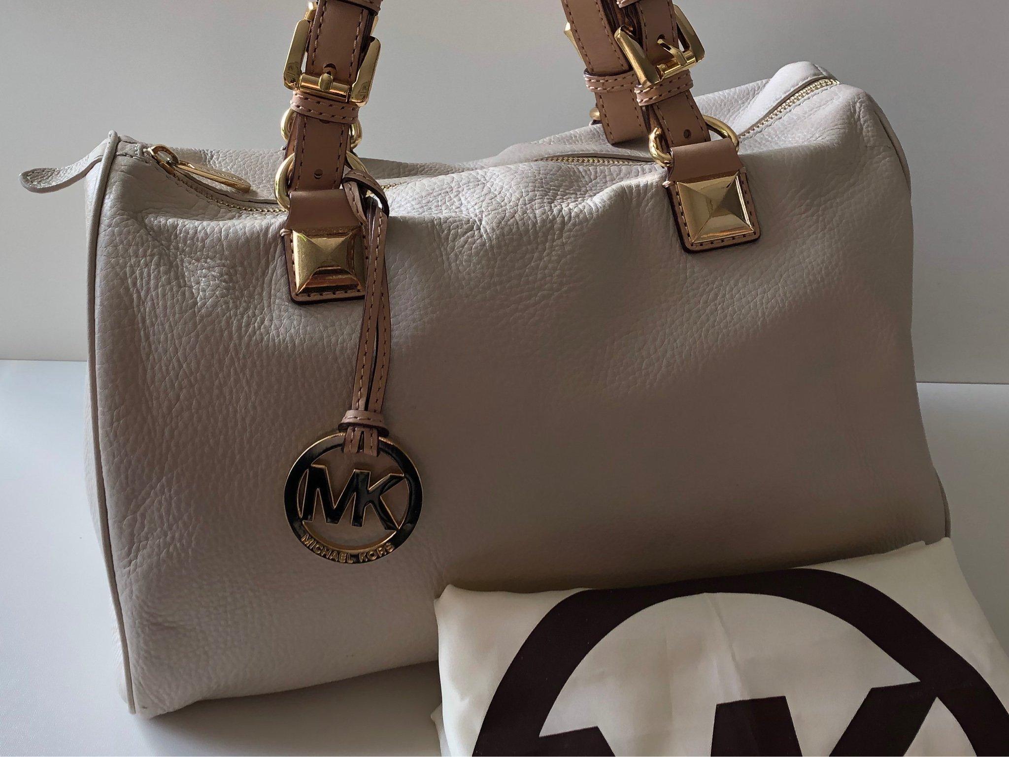Michael Kors väska (394264658) ᐈ Köp på Tradera