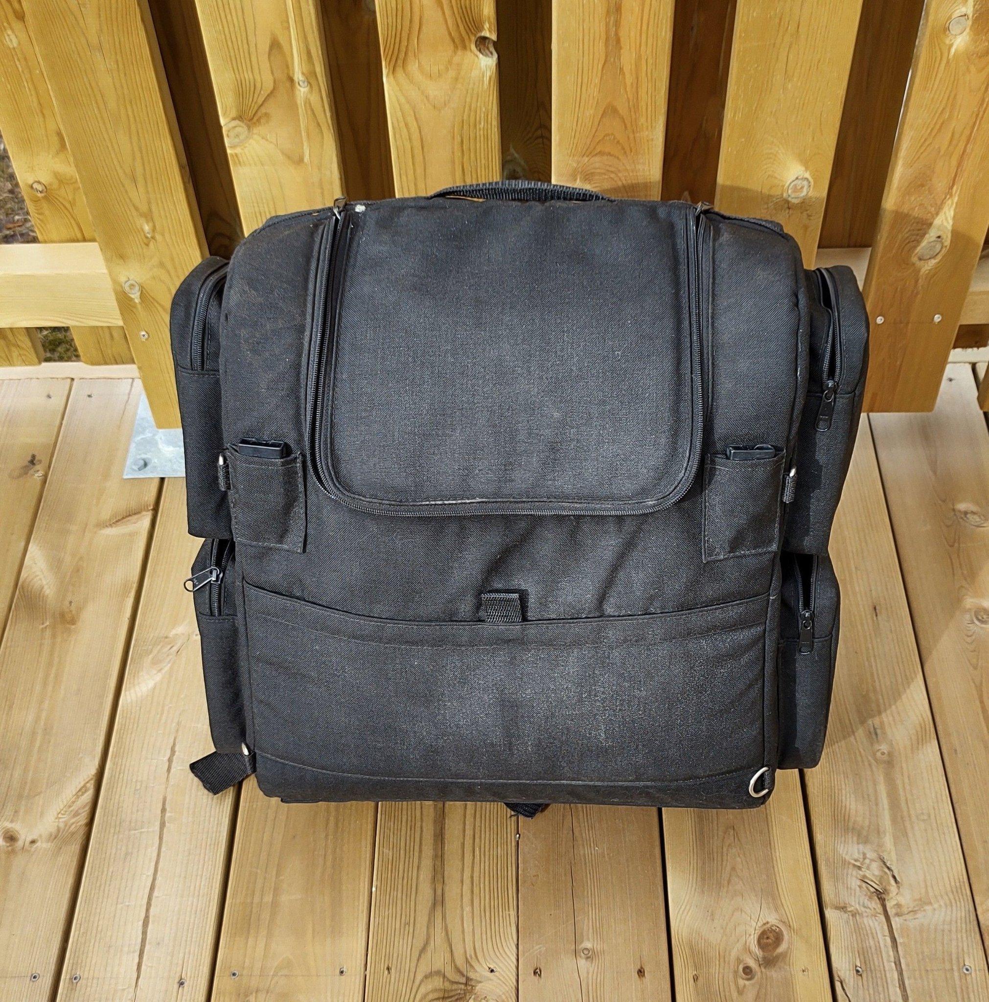 Sissybar väska (405004942) ᐈ Köp på Tradera