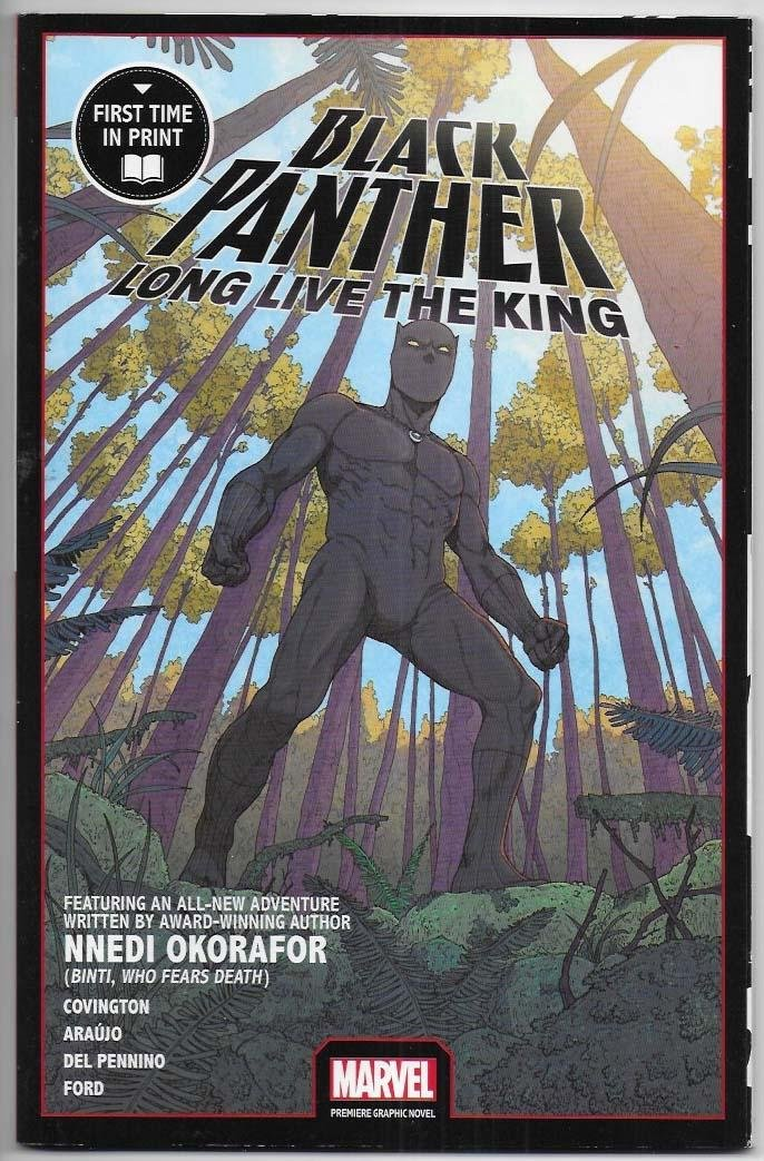 Black Panther: Long Live The King TP VF/NM