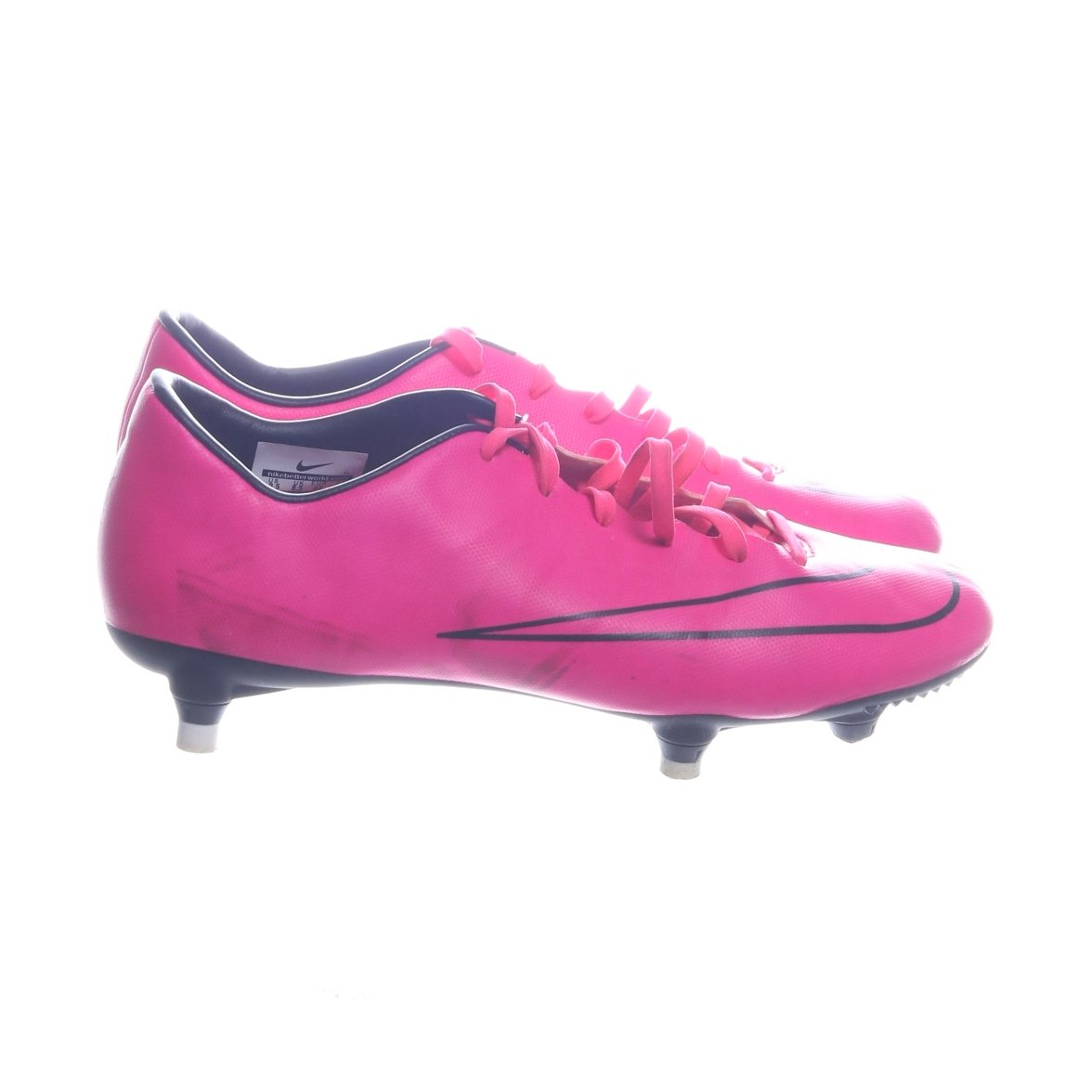 new style 13158 d1fc9 Nike, Fotbollsskor, Strl  43, Mercuruial, Rosa Svart