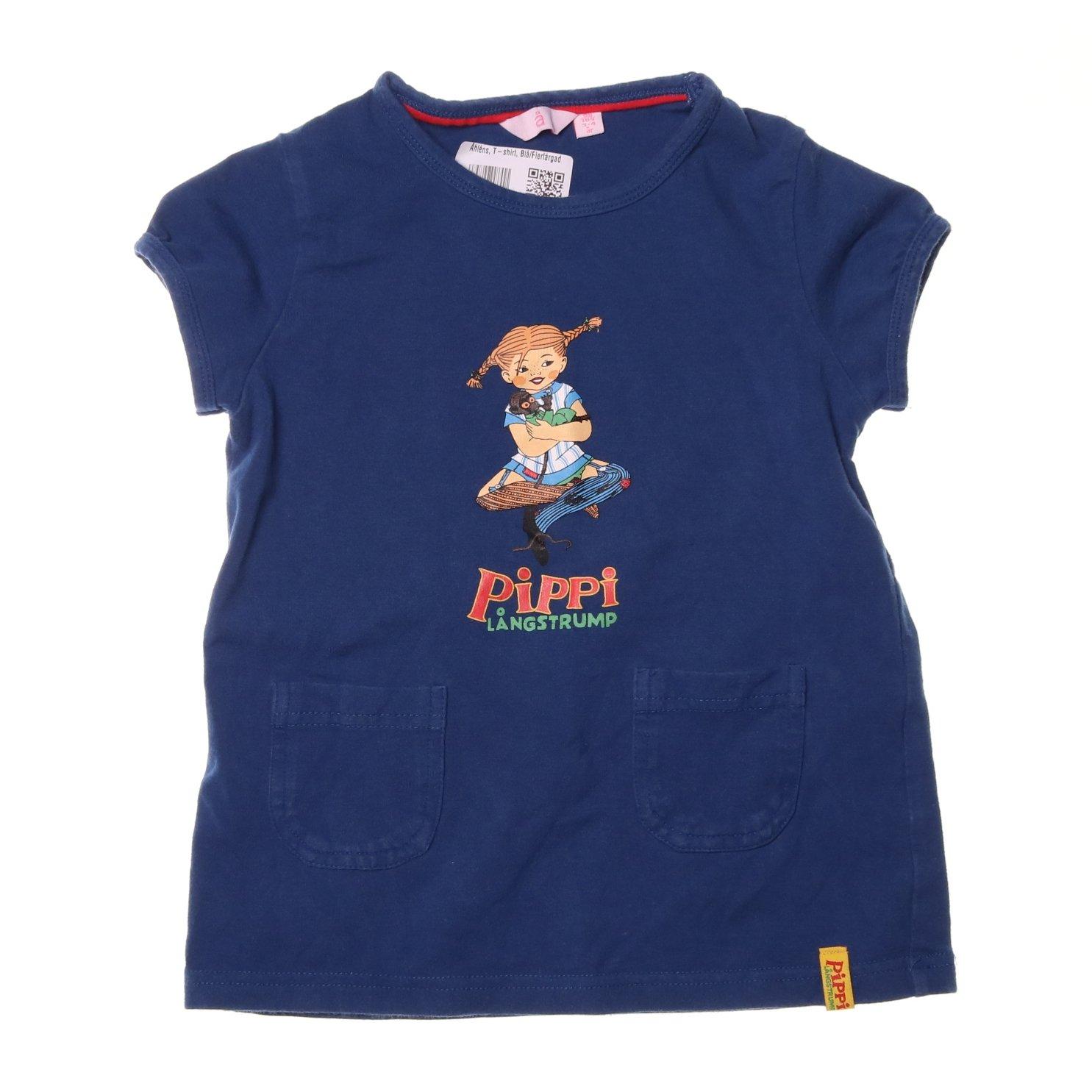 91650d5be60b Åhléns, T-shirt, Strl: 104, Pippi Långstr.. (353400837) ᐈ Sellpy på ...