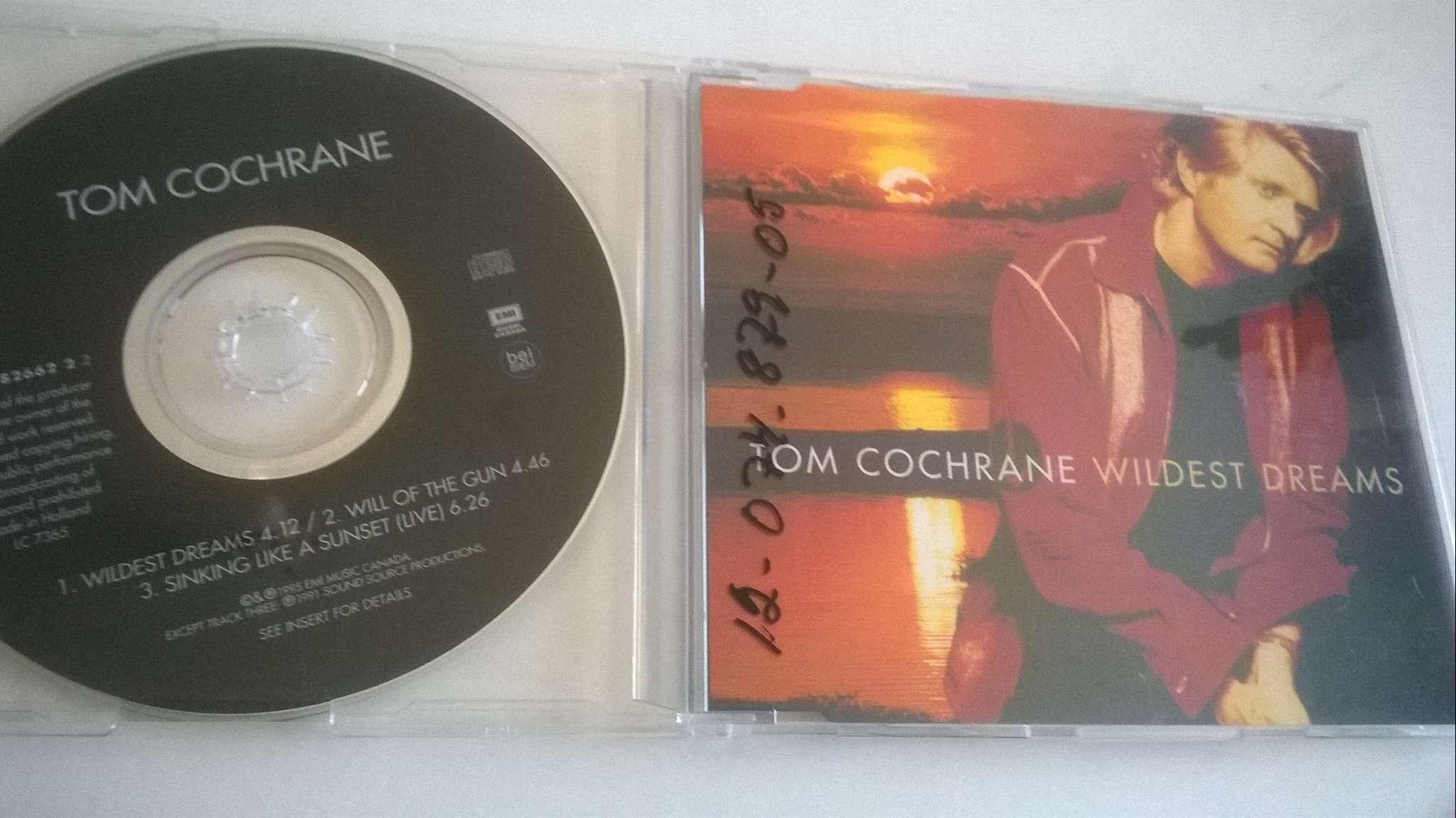 Tom Cochrane - Wildest Dreams, CD