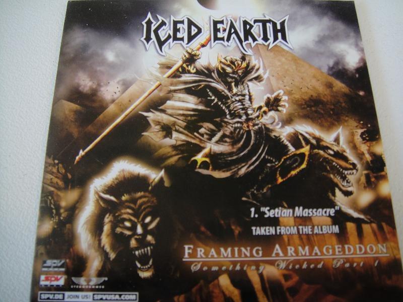 ICED EARTH Setian massacre 3-.. (312124396) ᐈ RecordHunterSweden på ...