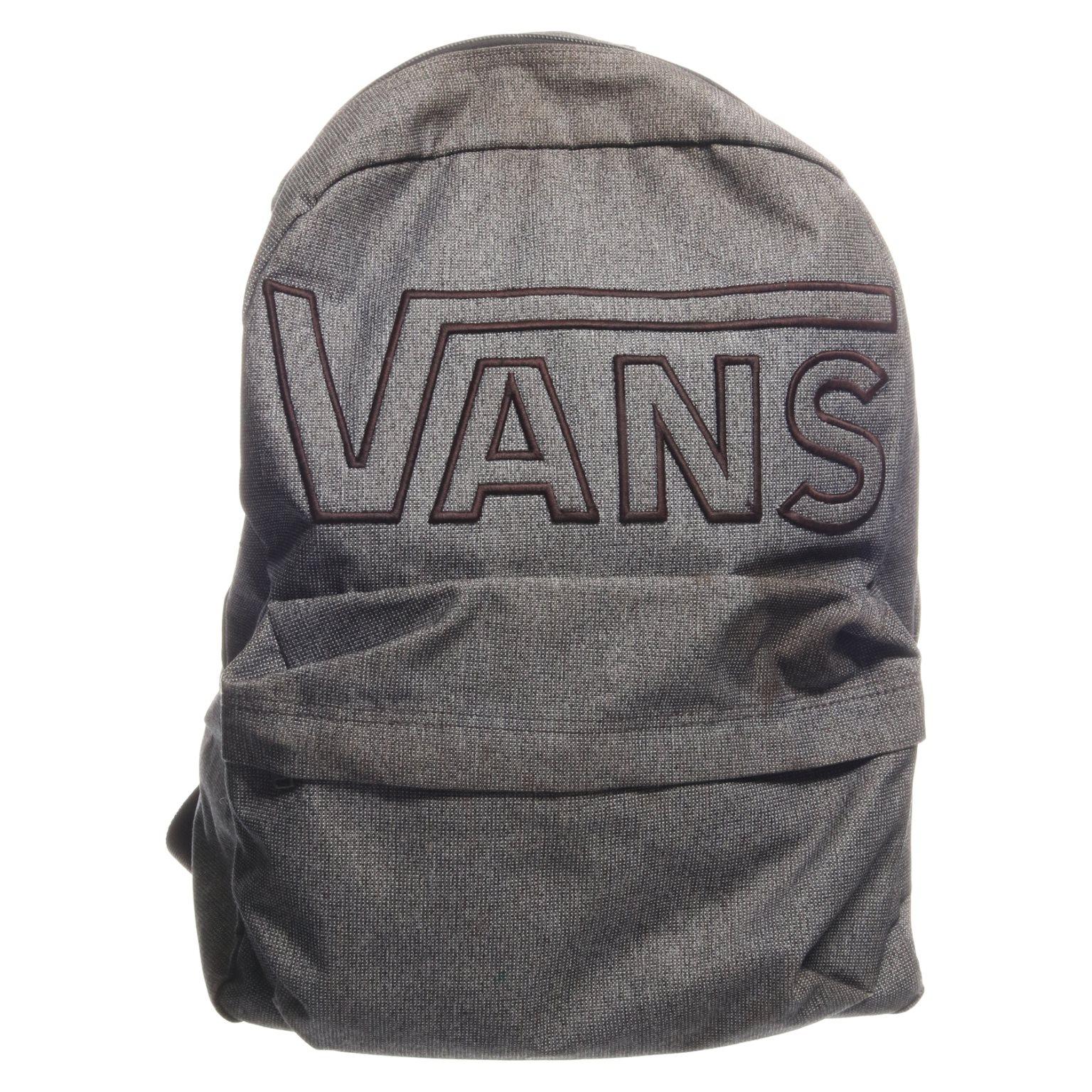 vans ryggsäck grå