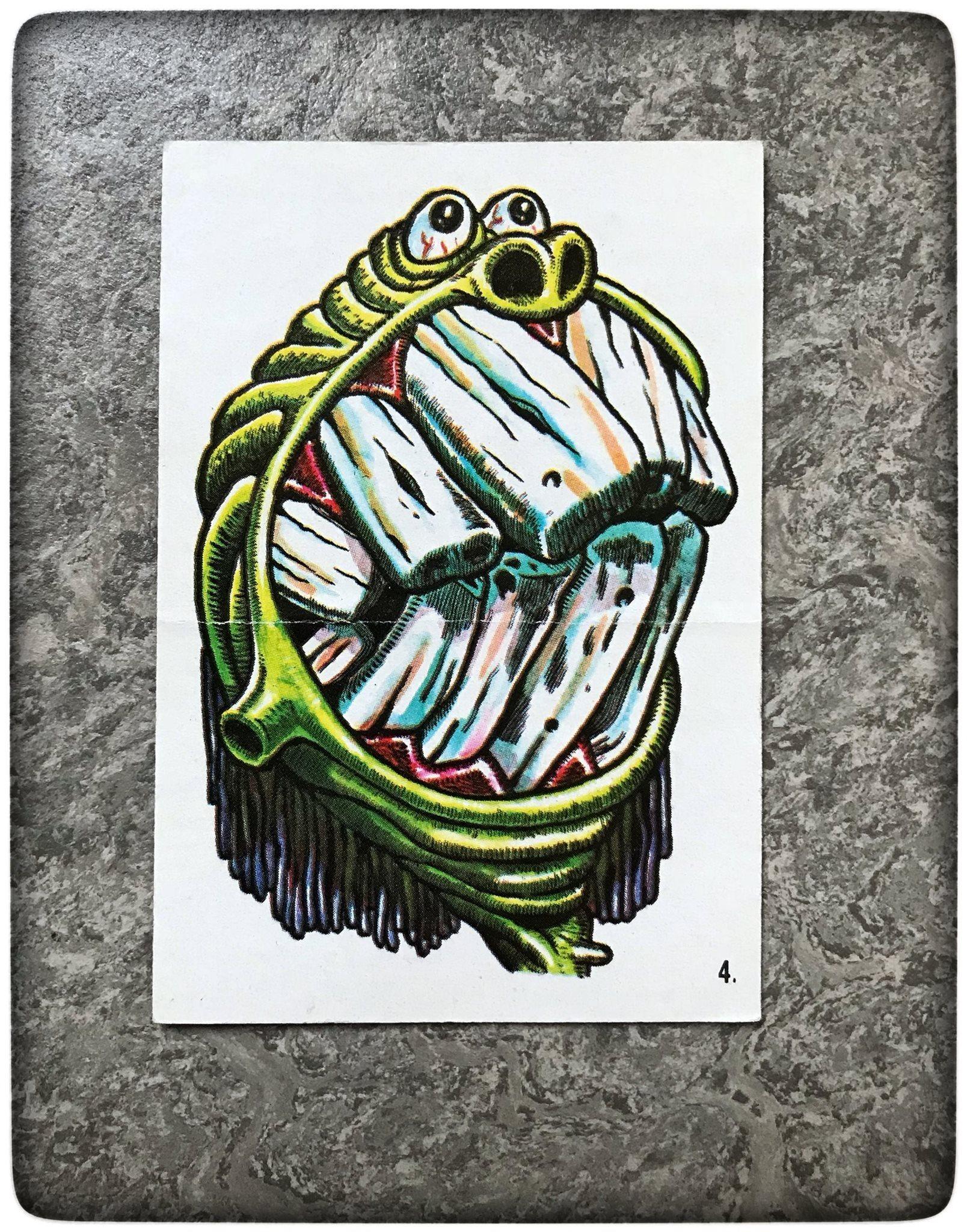 Ugly Stickers 1967 A   BC monster klister Vinta.. (341920450) ᐈ Köp ... 38834ea045ee0