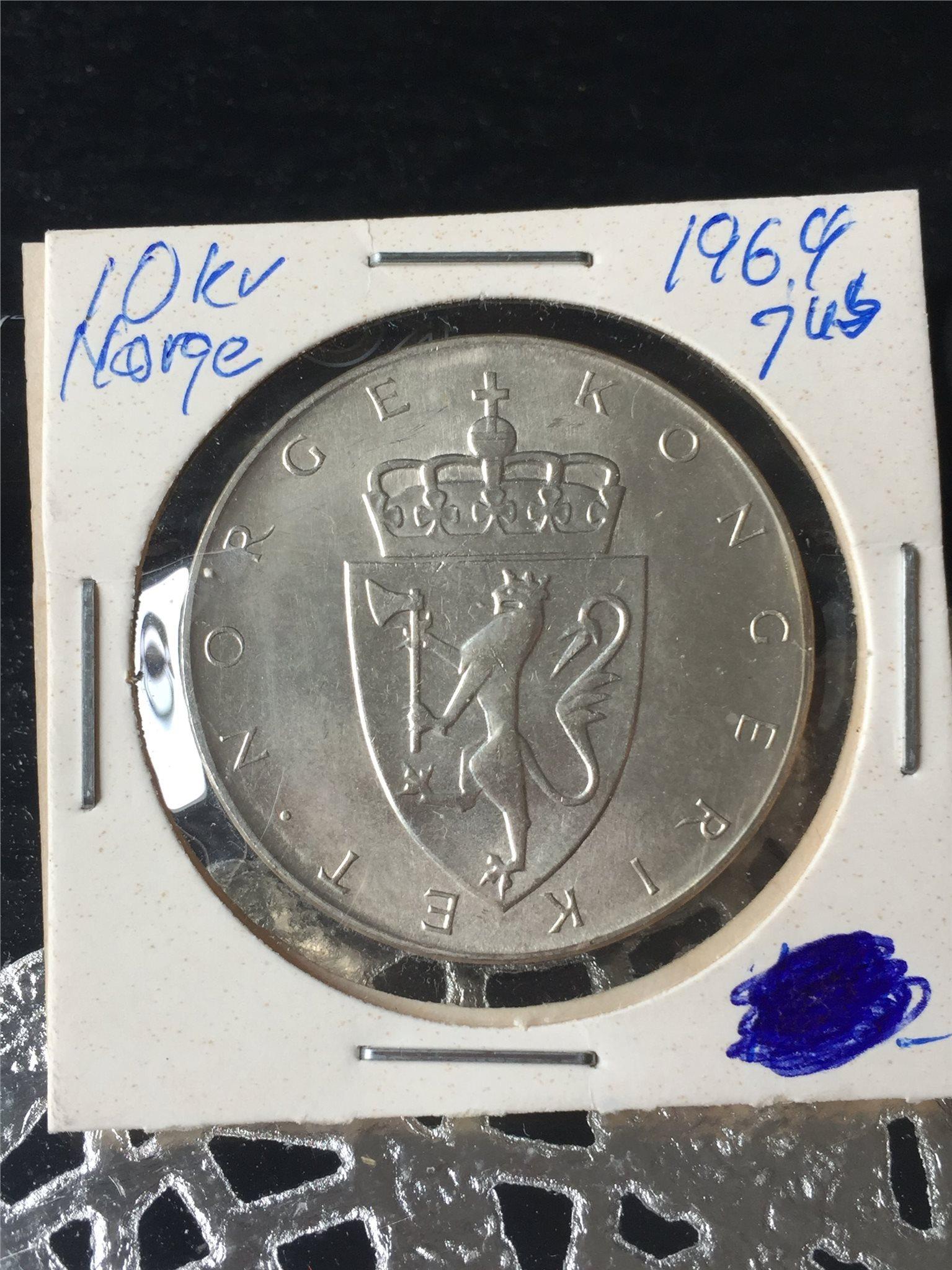 köpa silver i norge