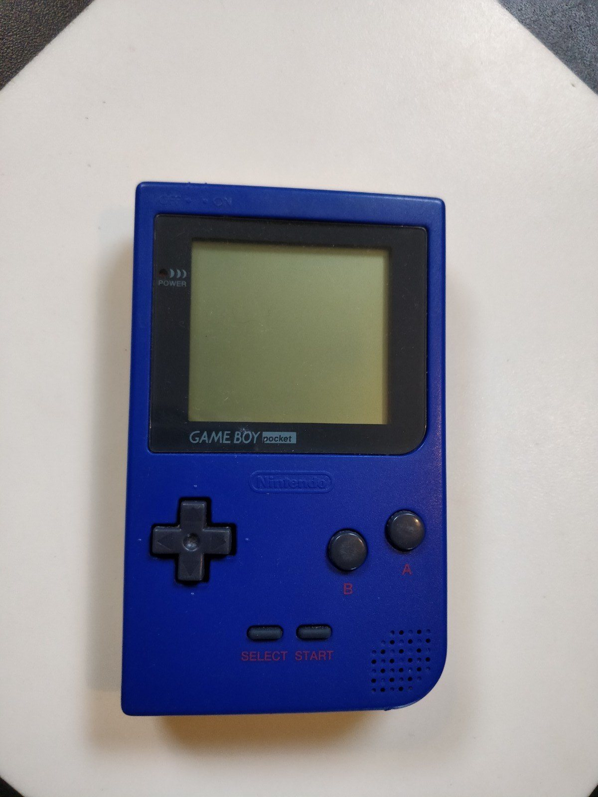 Gameboy pocket - limited Swedish edition. Fri frakt!