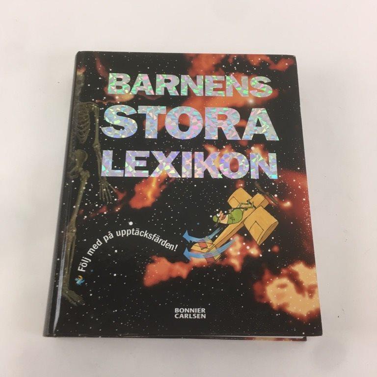 Bonnier Carlsen, Lexikon, Lexikon, Lexikon, BArnens Stora Lexikon 343e2c