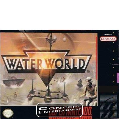 WATERWORLD till Super Nintendo SNES