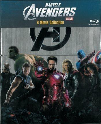 Avengers filmer