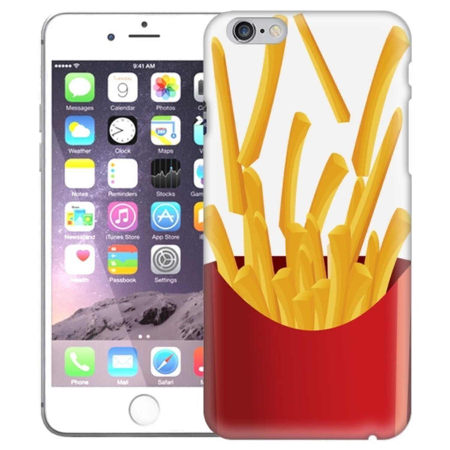 iPhone 6/6s Skal French Fries