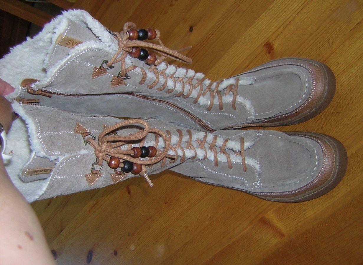 Boots Vinterstövlar SVEA stl 38 Indian look (336484650) ᐈ