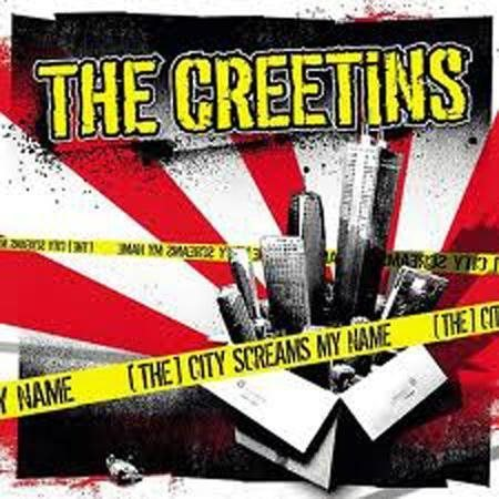 Creetins, The ?? [The] City Screams My Name - LP
