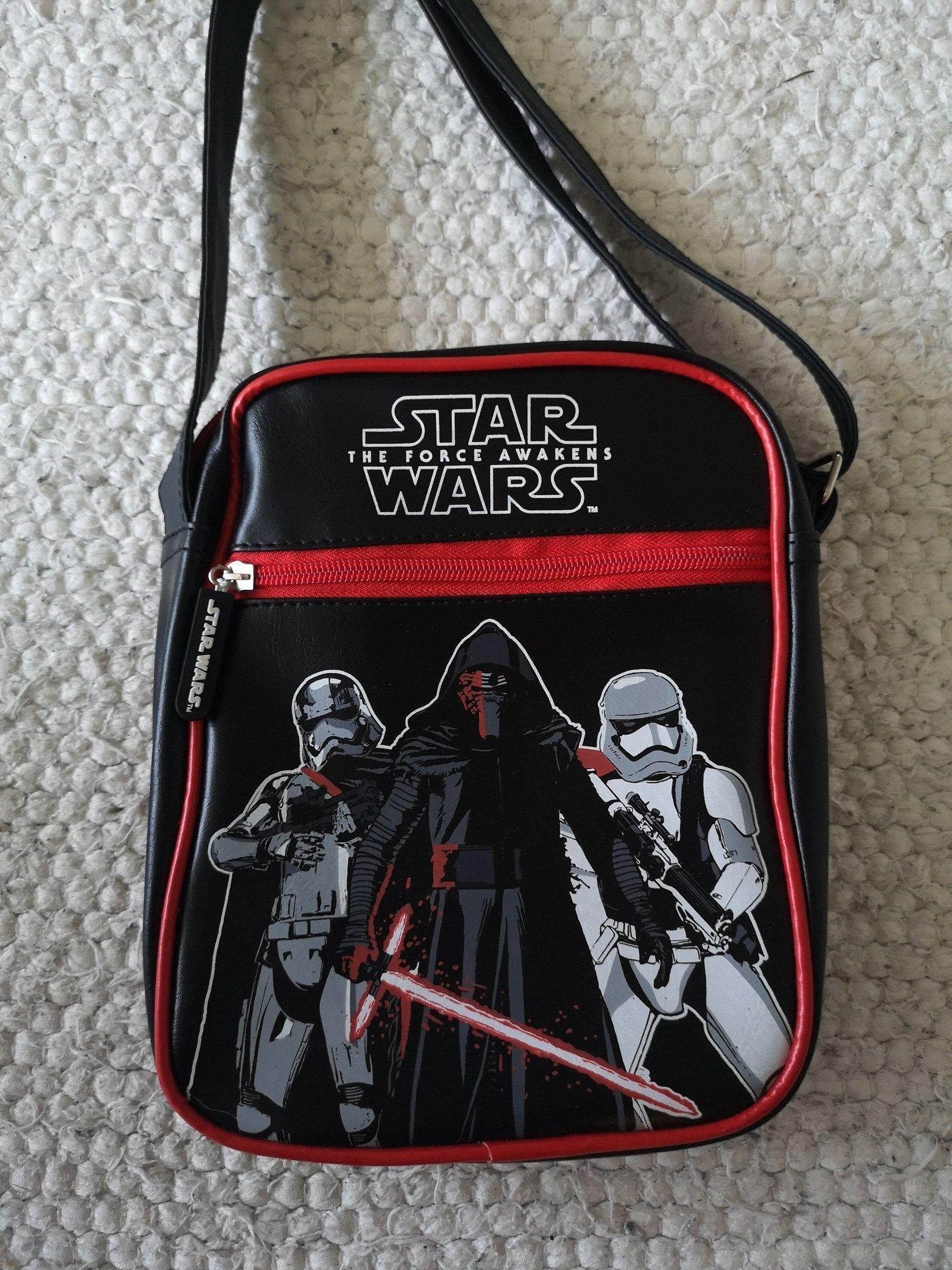 Cool Star Wars väska The force awakens